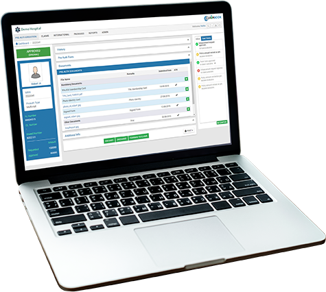 Claimbook software