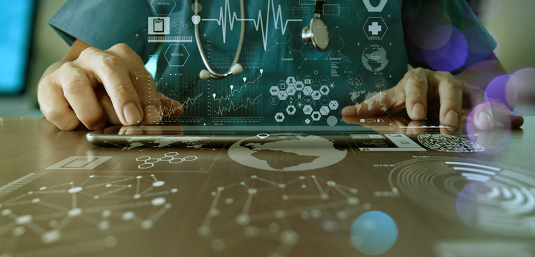 Data security in health care